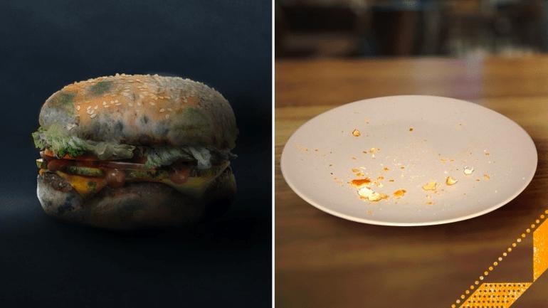 Сеть ресторанов Nando сделала ответный ход на рекламу плесневеющего гамбургера Burger King. Пользователи Сети оценили юмор