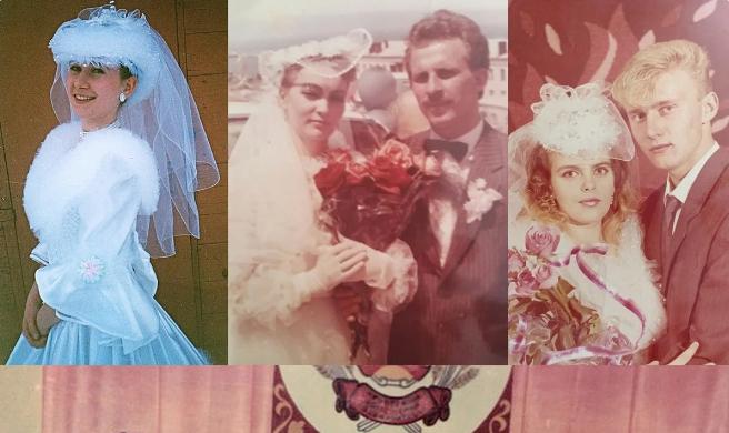 Свадебная мода в России 1990-х годов
