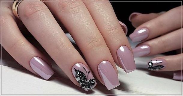 Девочки, слов нет! Дизайн ногтей в нежных тонах всегда имел особую любовь у женщин