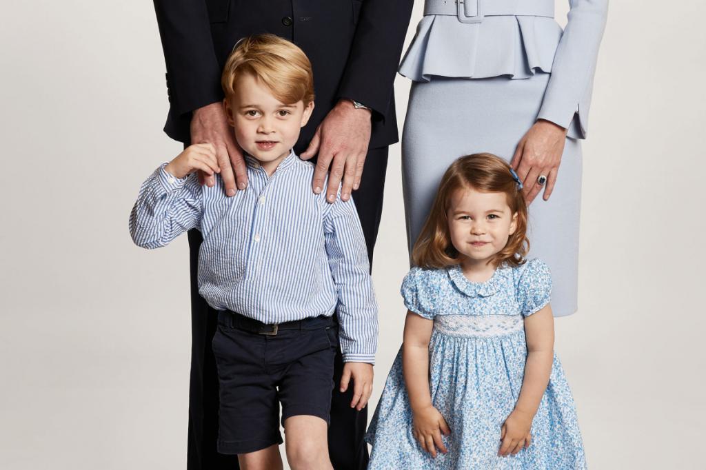 Мудрая королевская тактика: почему дети Кейт и Уильяма по нескольку раз носят одну и ту же одежду