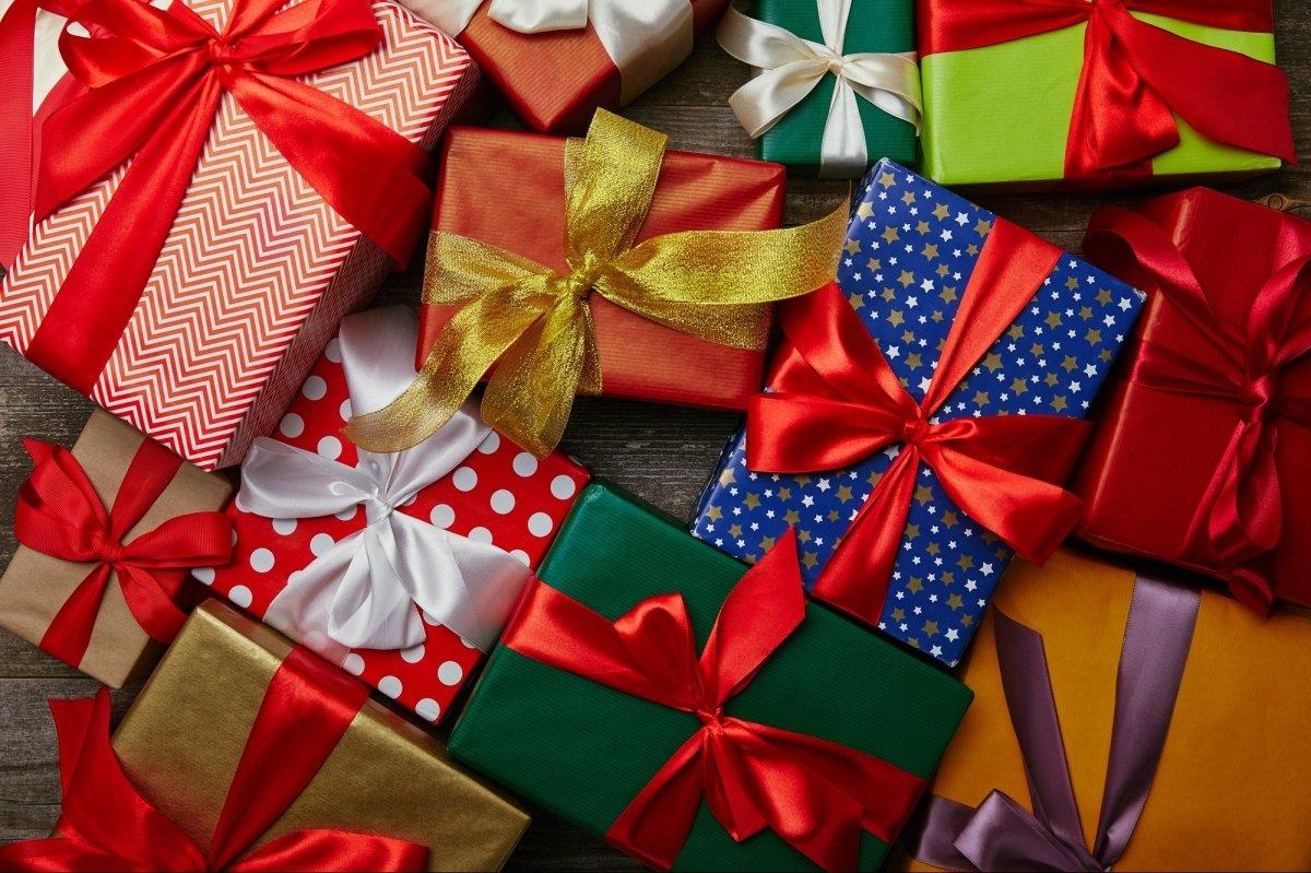 Идеи для использования подарочных коробок