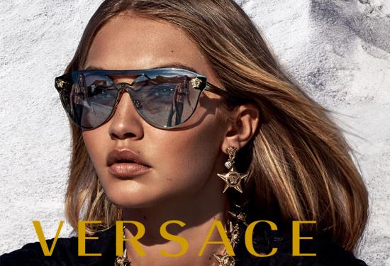 Версаче – итальянский бренд солнцезащитных очков