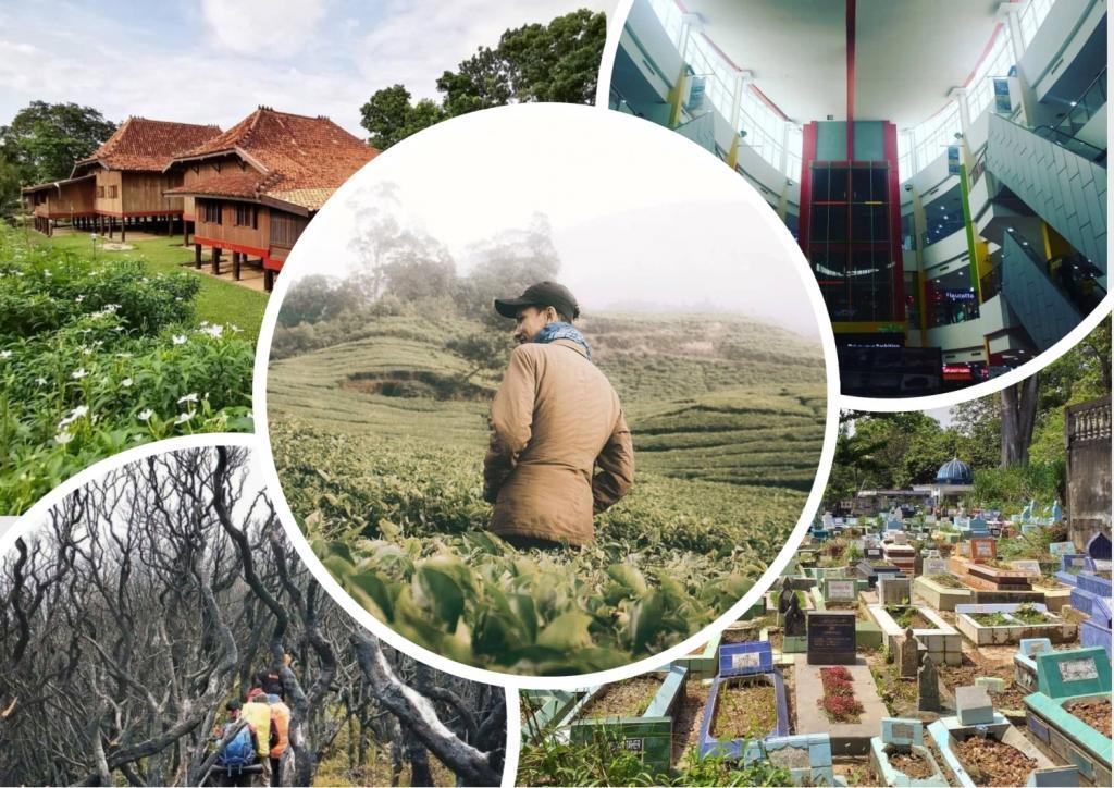 Индонезия: река Муси, остров Кемаро и другие локации самых загадочных и мистических мест в Палембанге