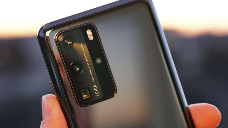 Huawei выпускает новые смартфоны P40: компанию не смущает коронавирус
