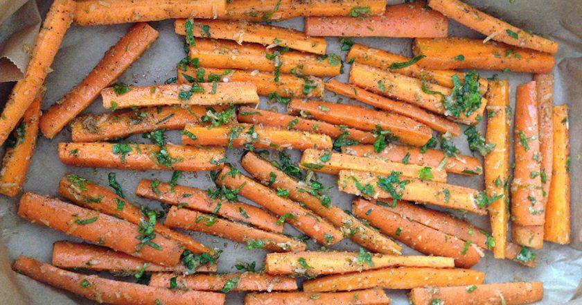 Вместо чипсов мои дети едят морковку: никто не верит, пока не попробует сам (рецепт)