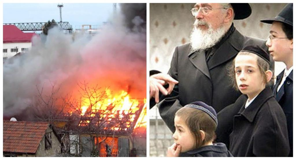Если загорится дом, что вы в первую очередь вынесете из огня? : как мудрые евреи учат отвечать на этот вопрос своих детей
