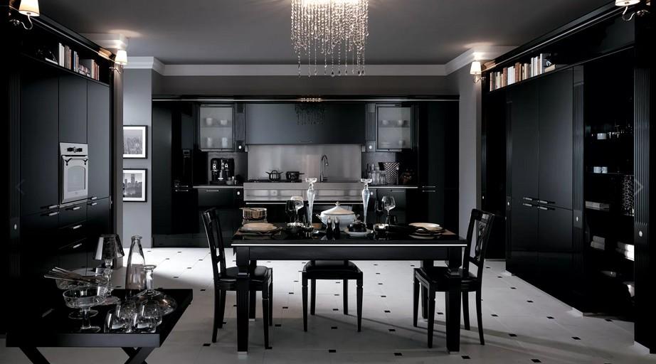 Как цвет комнаты влияет на ваше настроение: синий дает ощущение надежности, зеленый - изобилия, черный - тайны