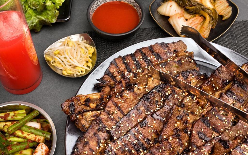 Идеальное блюдо для мужчины. Научилась готовить очень нежные говяжьи ребрышки по-корейски
