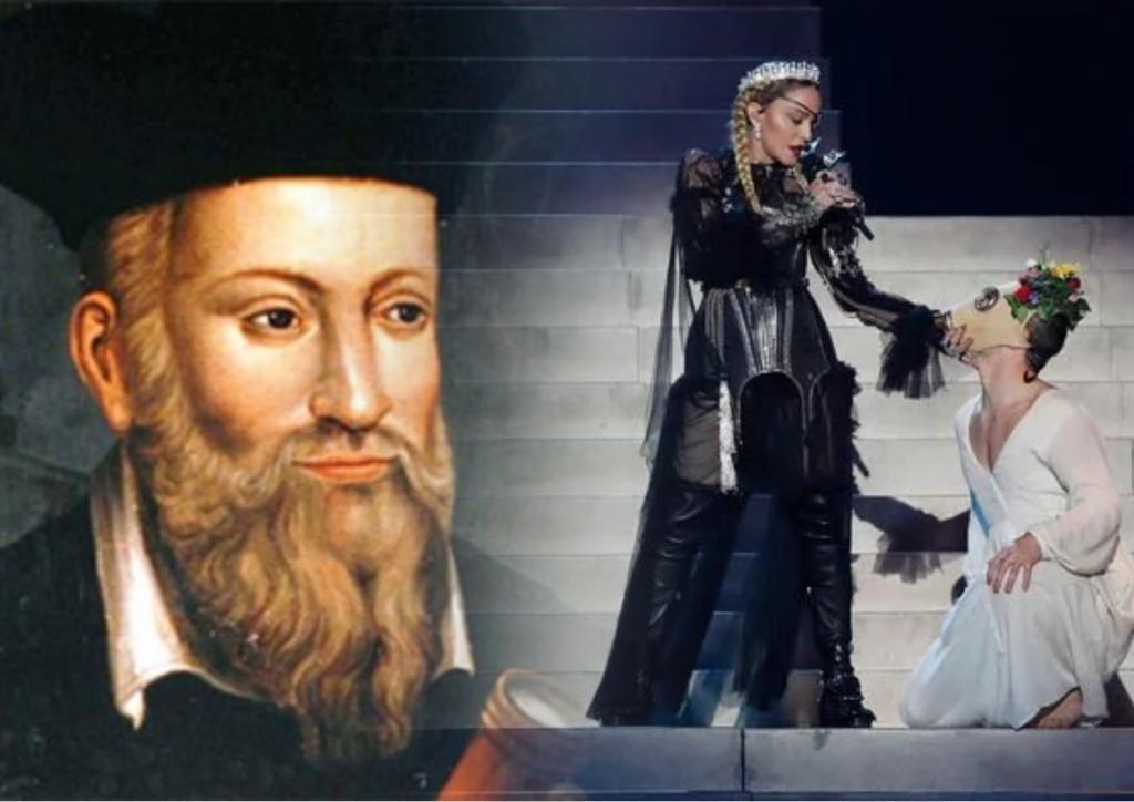 Кто такой этот Нострадамус? Некоторые пользователи Сети уверены, что COVID 19 предсказала Мадонна