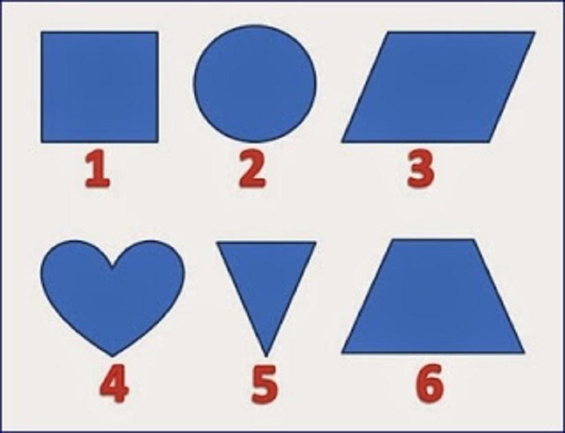 Только 10 % пользователей правильно решили головоломку с фигурами