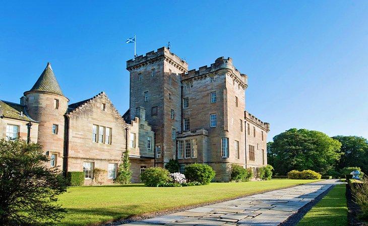 Отели Шотландии: где остановиться туристам с разным уровнем доходов