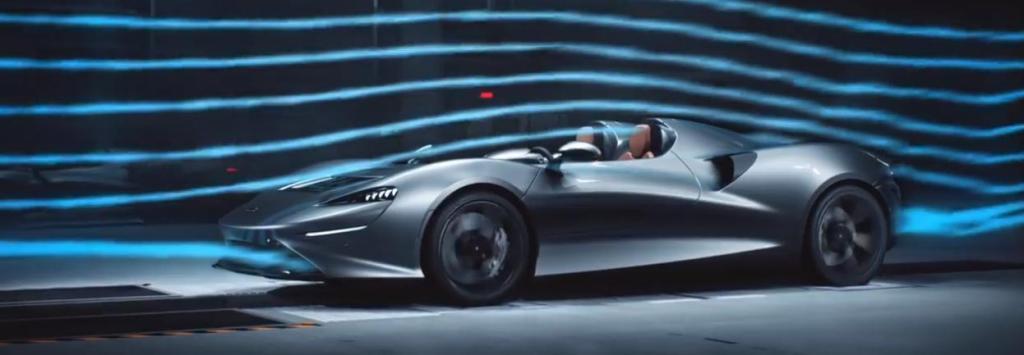 McLaren Elva: на таком суперкаре без ветрового стекла даже при 70 милях в час ваша прическа останется идеальной