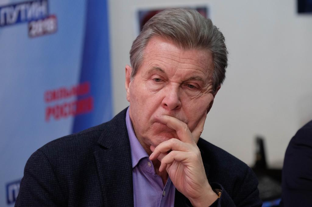 Певец Лев Лещенко рассказал о своем текущем состоянии из московской больницы в Коммунарке
