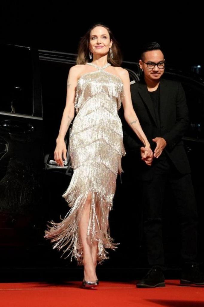 Анджелина Джоли рассказала о планах на будущее своего 18-летнего сына