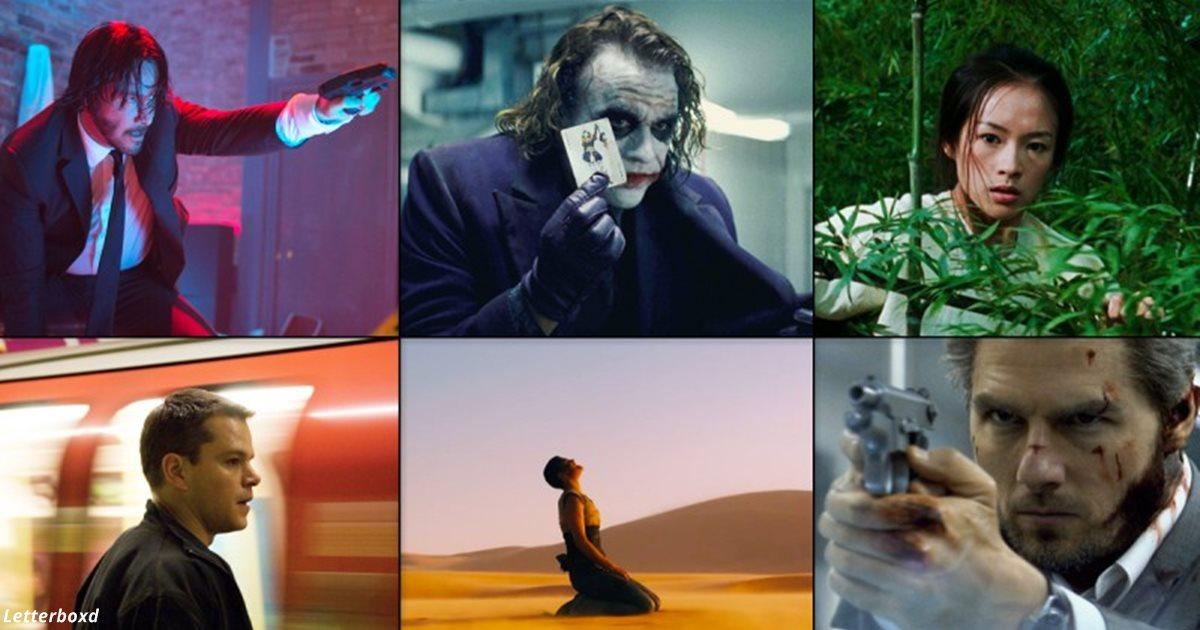 100 величайших фильмов XXI века. Версия журнала Empire