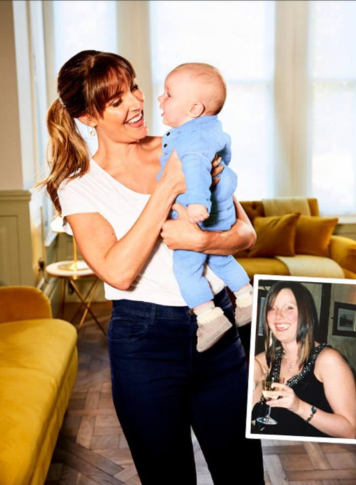 Жизнь Фэй круто изменилась после того, как она решила похудеть: теперь у нее есть любимый сын и хорошая работа