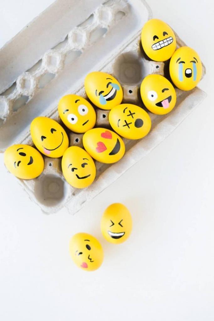 Поесть яйца на Пасху ко мне приходит вся родня: все дело в крутых и уникальных идеях дизайна