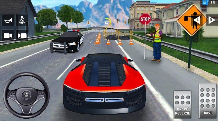 Симулятор вождения – полезное и интерактивное для начинающих водителей