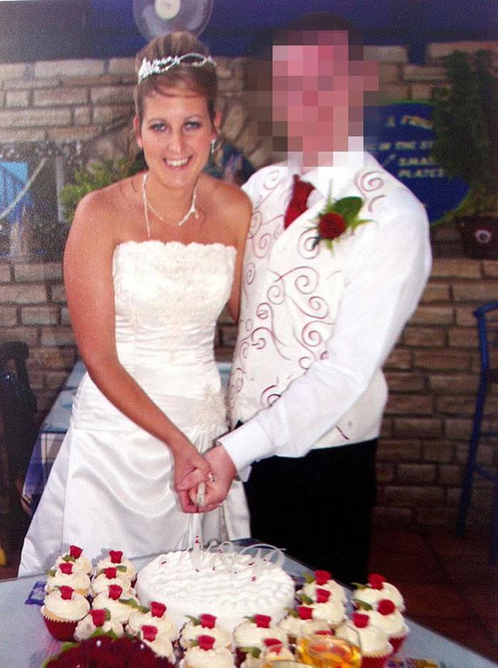 Натали танцевала с греческим официантом на своей свадьбе: спустя пять лет она вышла за него замуж