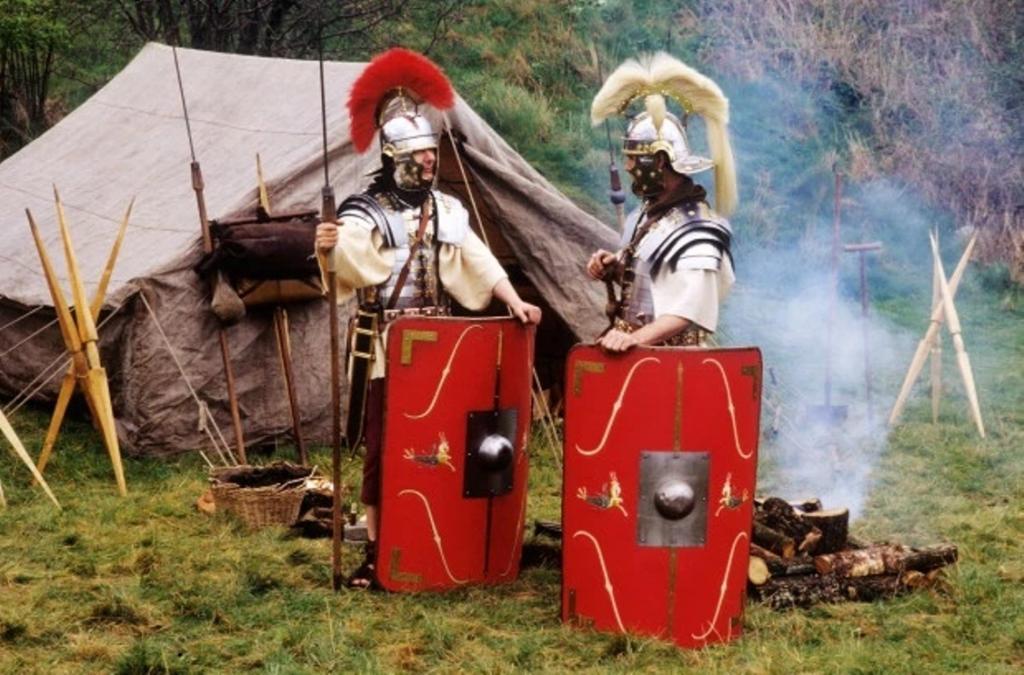 Вечеринка из прошлого: древние римляне изобрели гамбургер   их рецепт 3500 летней давности