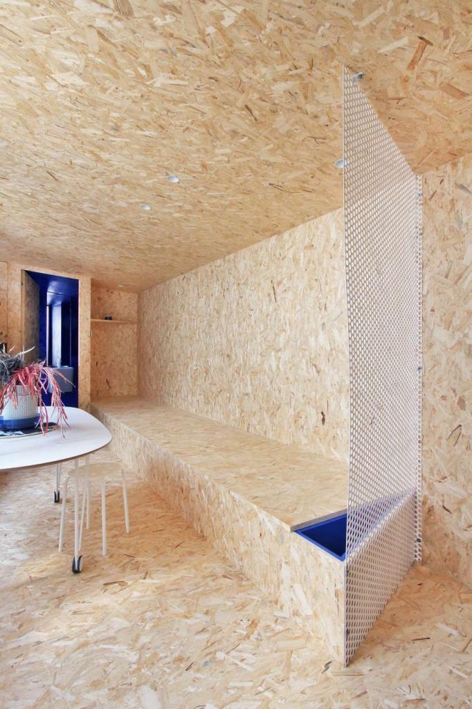 Франческа Перани превратила веранду в стильную квартиру 25 кв.м. (фото)