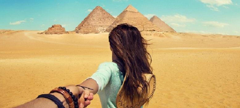 Ирина поехала на отдых в Египет одна, а вернулась в свой городок с мужем-египтянином