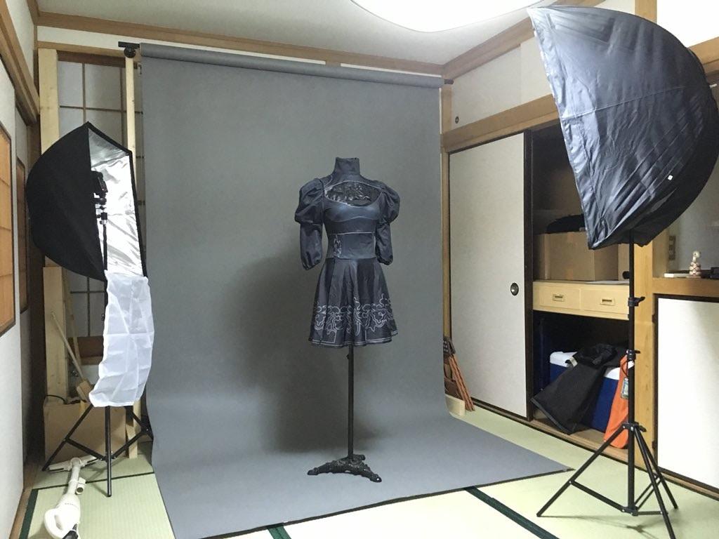 Японец сам полгода шил свадебное платье своей девушке. На церемонии невеста была неотразима
