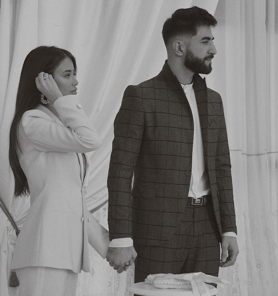Корейская модель завоевала сердце российского певца и ждет от него ребенка