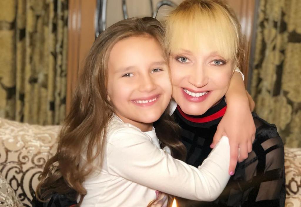 Кристина Орбакайте поздравила дочь с днем рождения и рассказала о ее характере