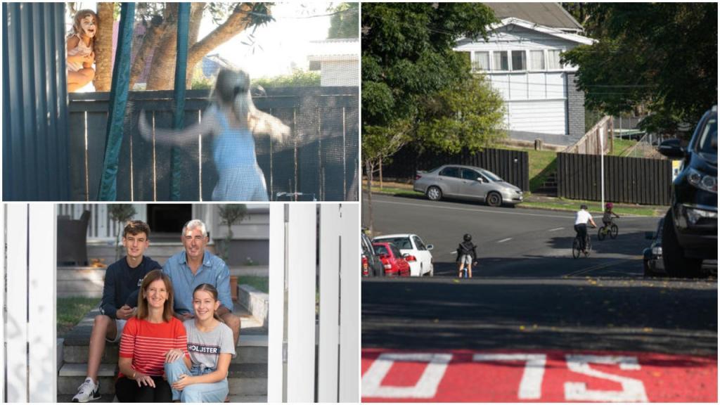 Не ставим общение на паузу: один день из жизни маленькой улицы городка в Новой Зеландии