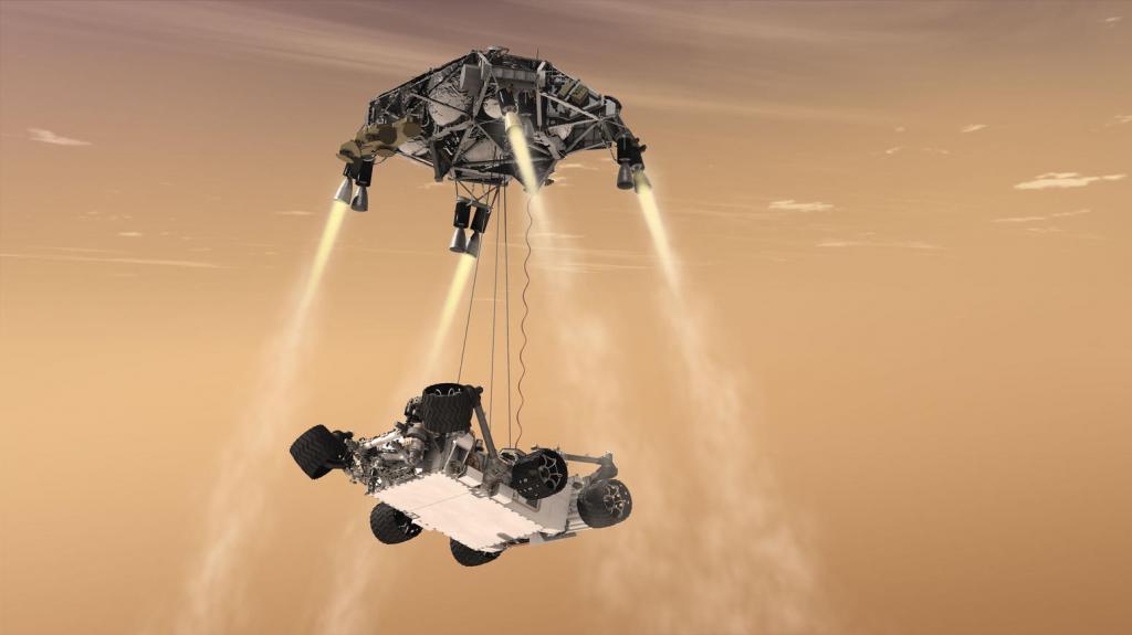 Кислороду быть: НАСА отправит на Марс аппарат Настойчивость для производства кислорода
