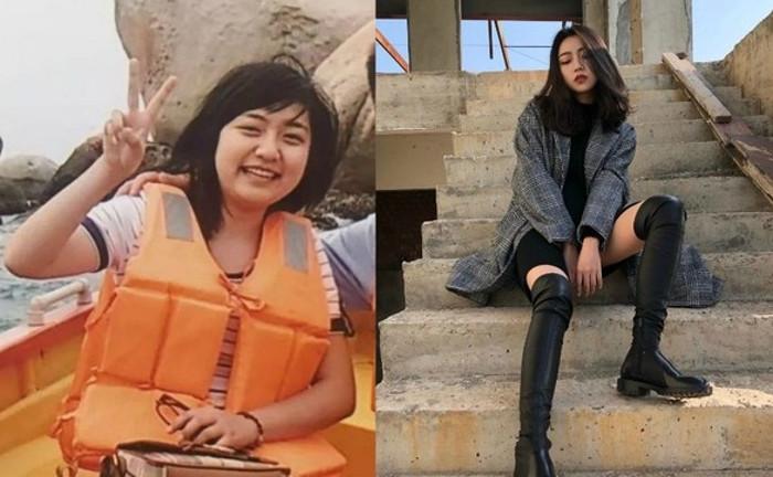 Из за лишнего веса над китаянкой смеялись одноклассники. Она решила заняться собой, и теперь ее внешностью восхищаются все