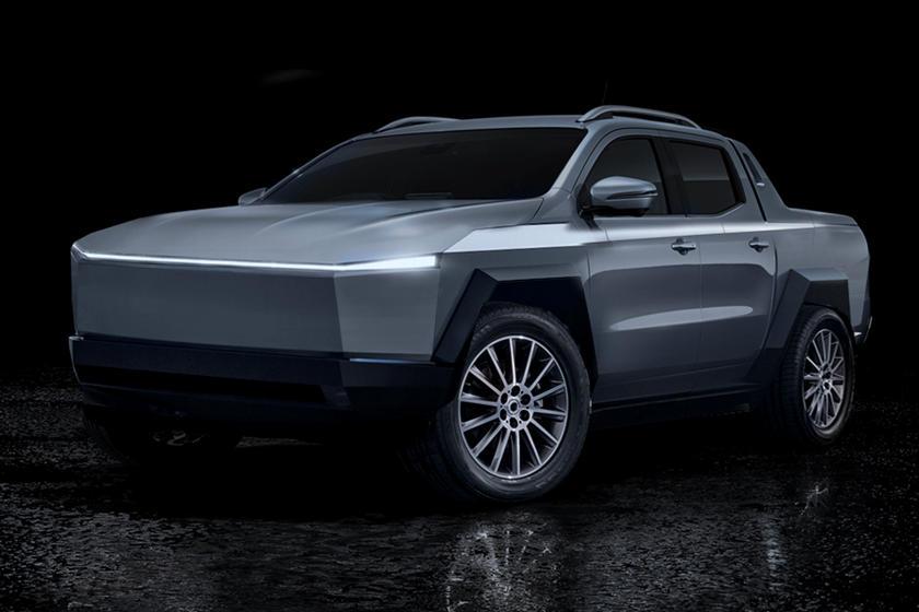 Tesla Cybertruck стал интернет-мемом: Илон Маск решил изменить дизайн авто