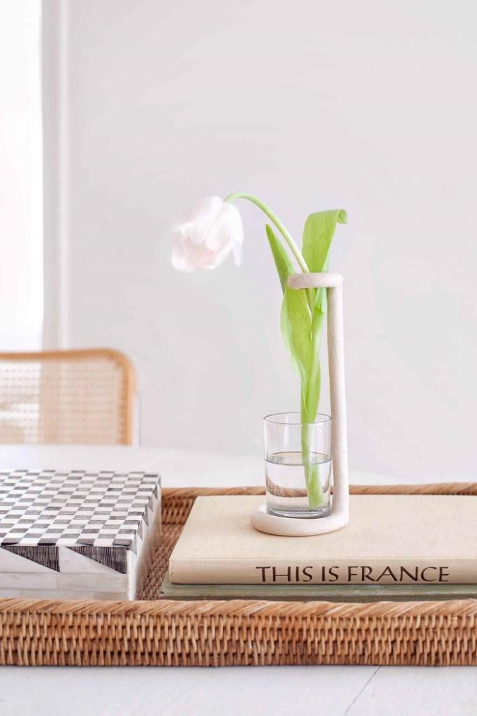 Сделала стильную вазочку из полимерной глины: справится даже новичок
