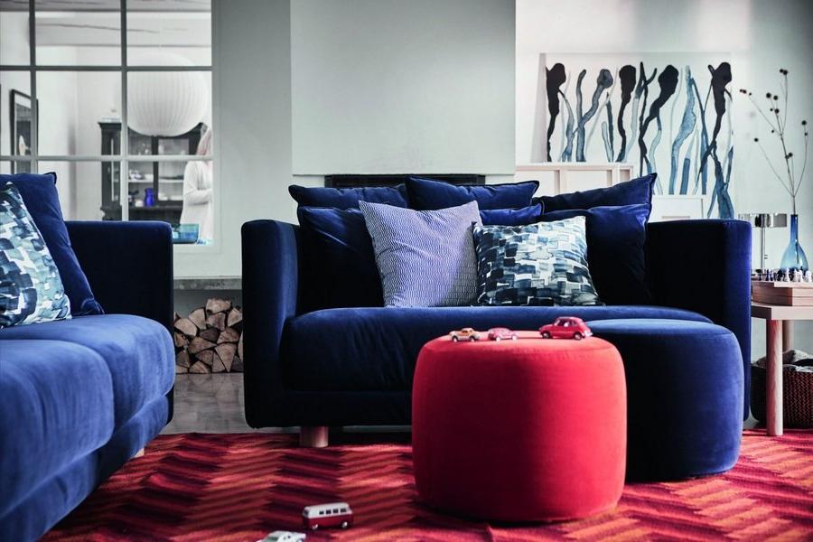 Бархат, монохром: модные тенденции для вашего дома, которые легко будет адаптировать и вписать в существующий декор
