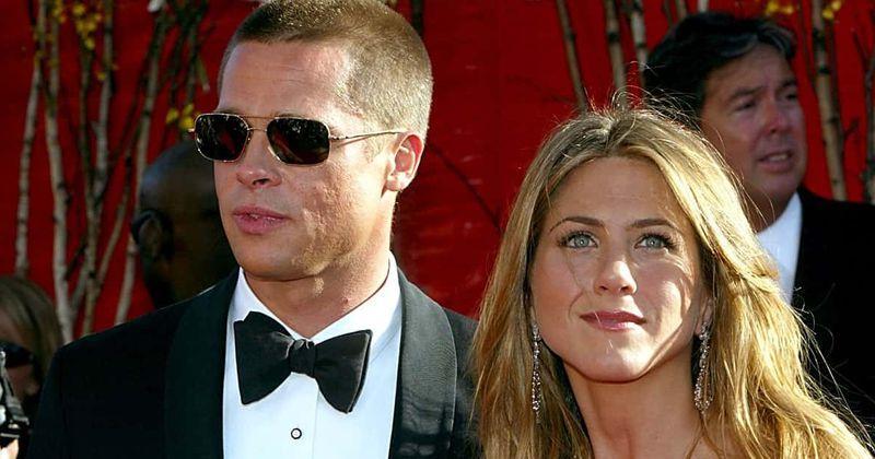 Скоро точно узнаем: есть слухи, что Брэд Питт и Дженнифер Энистон снова в браке