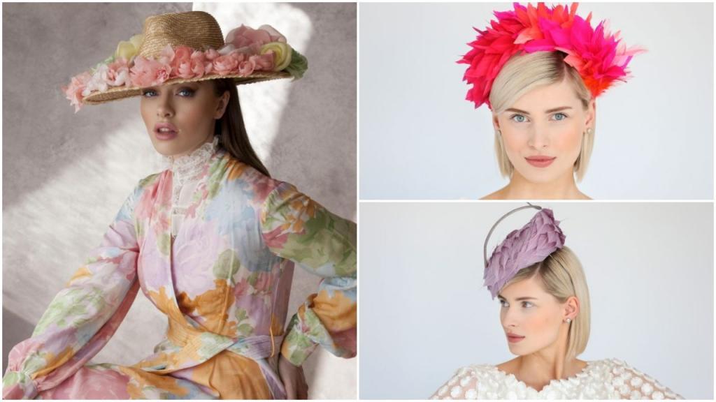 Дамы любят шляпы: как поднять настроение этой весной при помощи эффектных головных уборов