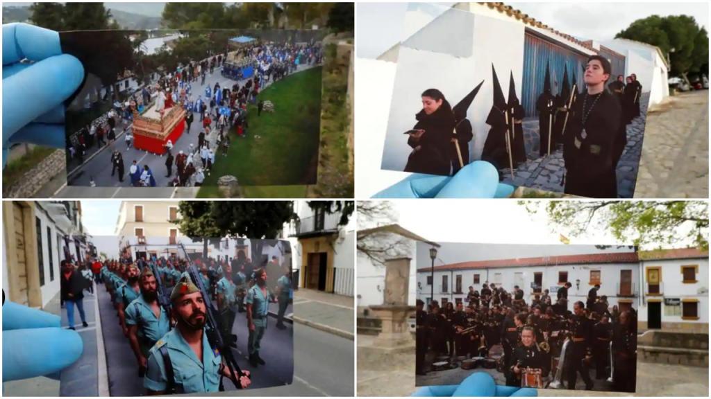 На том же месте, в тот же час: фотографии юга Испании, которые резко контрастируют с предыдущими годами
