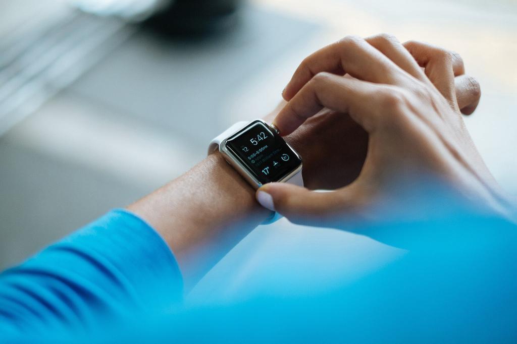 Могут ли умные часы распознать инфекцию до того, как станут ее переносчиком?