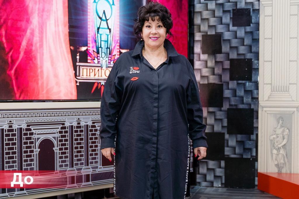 Сергей Лазеров отдал маму в руки стилистов: с нее сняли балахоны и одели по последнему писку моды