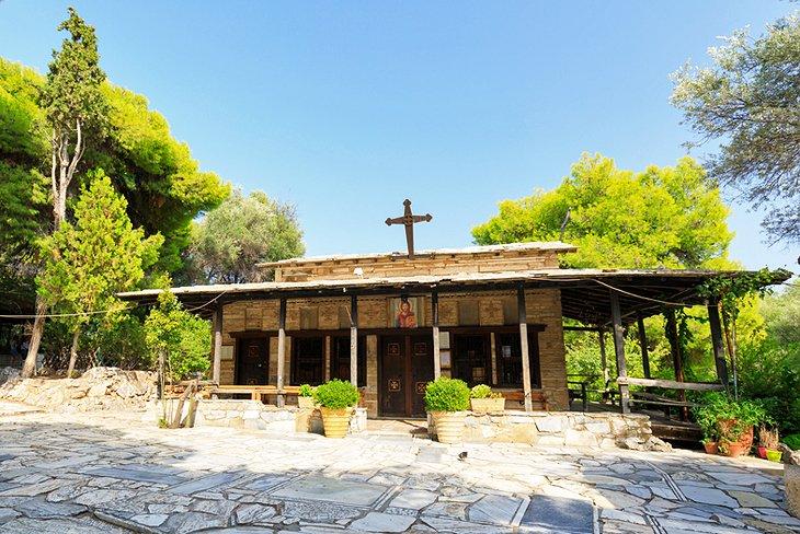 Достопримечательности и развлечения в Афинах, где вы не встретите толпы туристов