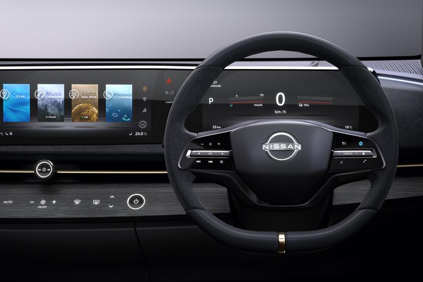 Nissan прокладывает свой собственный путь: компания прекратит устанавливать дисплеи приборной панели в виде планшета