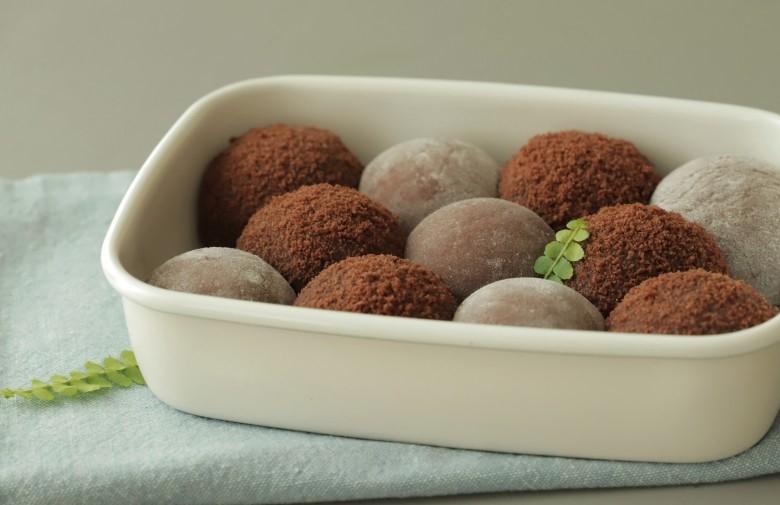 Из Азии привезла рецепт шоколадно-кремового десерта Рисовые пирожные: понравилось всей семье