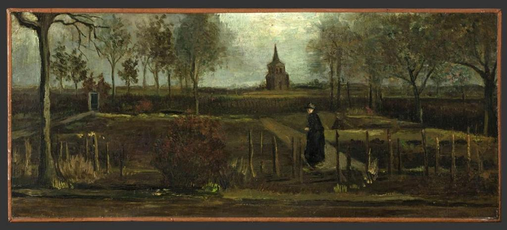 Из музея похищена картина Ван Гога: для преступников вирус не помеха