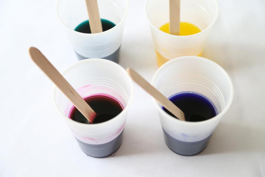 Как сделать зефир ярким и цветным: я часто раскрашиваю его для праздничного стола или для хорошего настроения