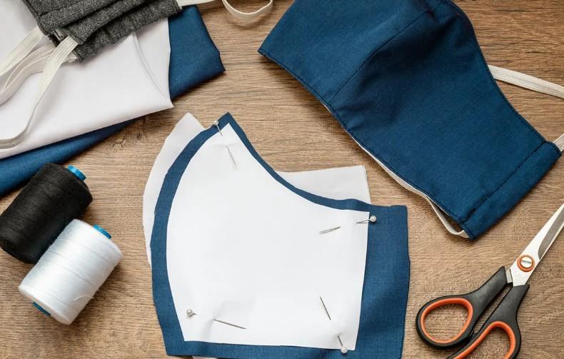 Как сделать свою собственную многоразовую маску из шелка, хлопка и мешка для пылесоса: инструкция с фото