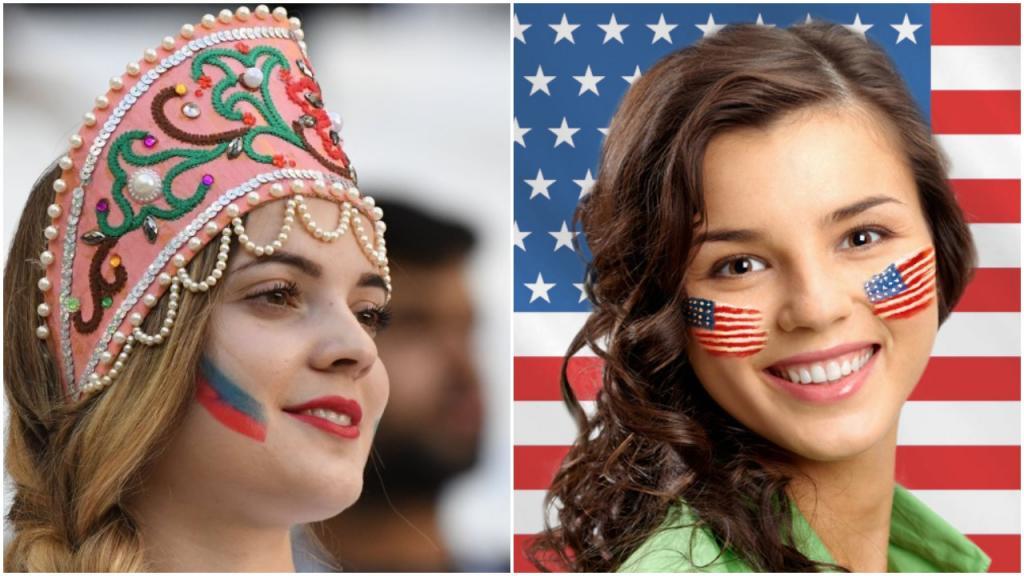 Русские женщины не сделают первый шаг: основные различия между знакомствами в США и России