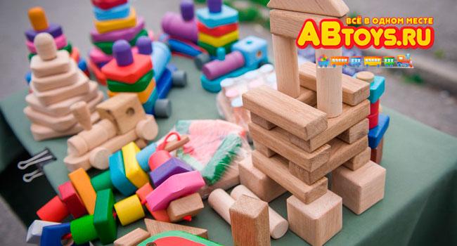 Игрушки для детей от ABtoys