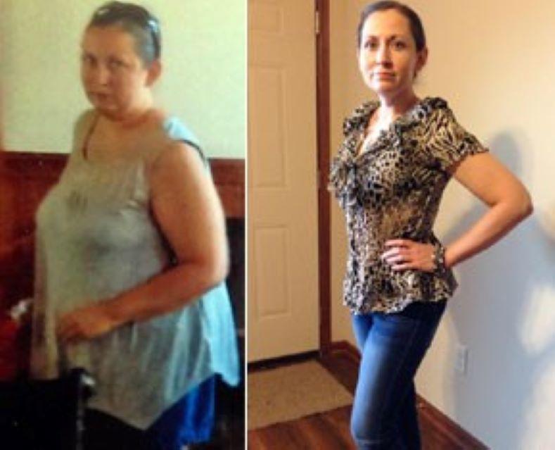 План похудения женщины 50 лет