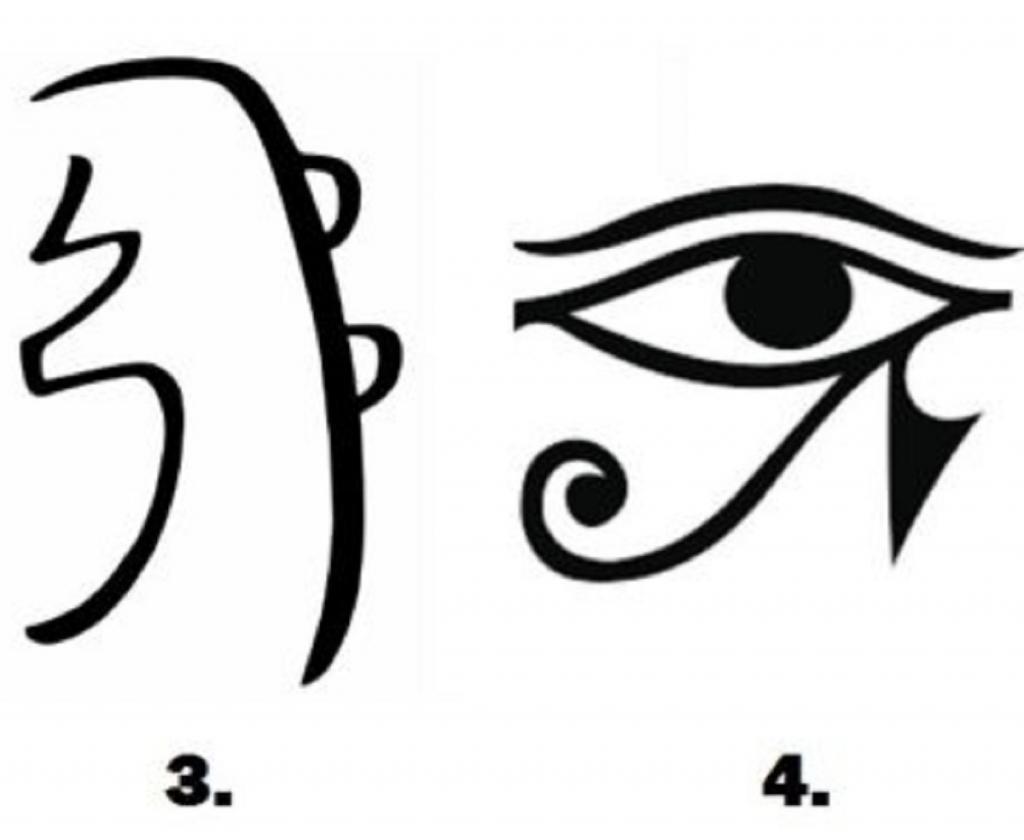 Надо выбрать один символ: он расскажет, в какой ситуации вы находитесь